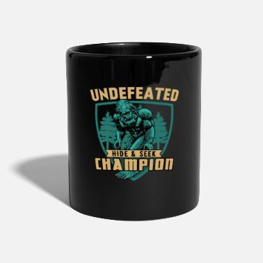Saxon Bigfoot Champion - Hiking Climbing Mountaineering - Mug