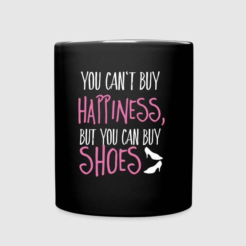 Cant buy happiness, but shoes - Mok uni