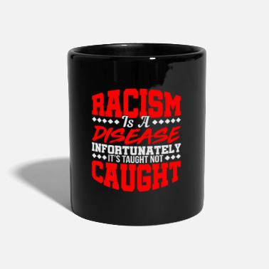 Diversity Against Racism Racism Tolerance Antifa - Mug