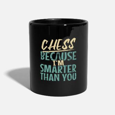 Dirty Word Chess player - Mug
