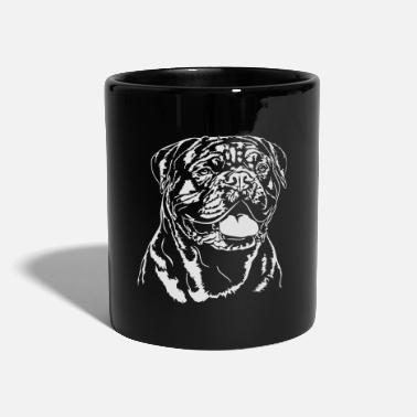 Dog De Bordeaux DOGUE DE BORDEAUX - Dogue de Bordeaux Wilsigns dogs - Mug