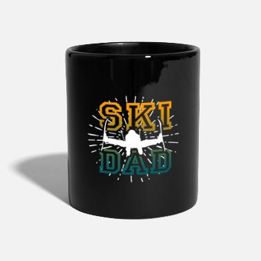 Ski Instructor Skiing Skiing Skiing Skiing Skiing - Full Colour Mug