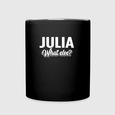 JULIA - we  - Tasse einfarbig