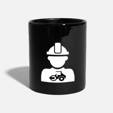 Construction construction worker - Mug