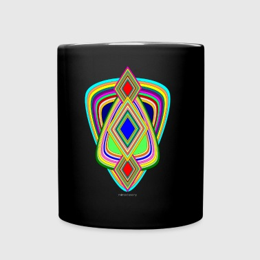 Tribal - Taza de un color