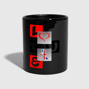 United Kingdom - Tasse einfarbig