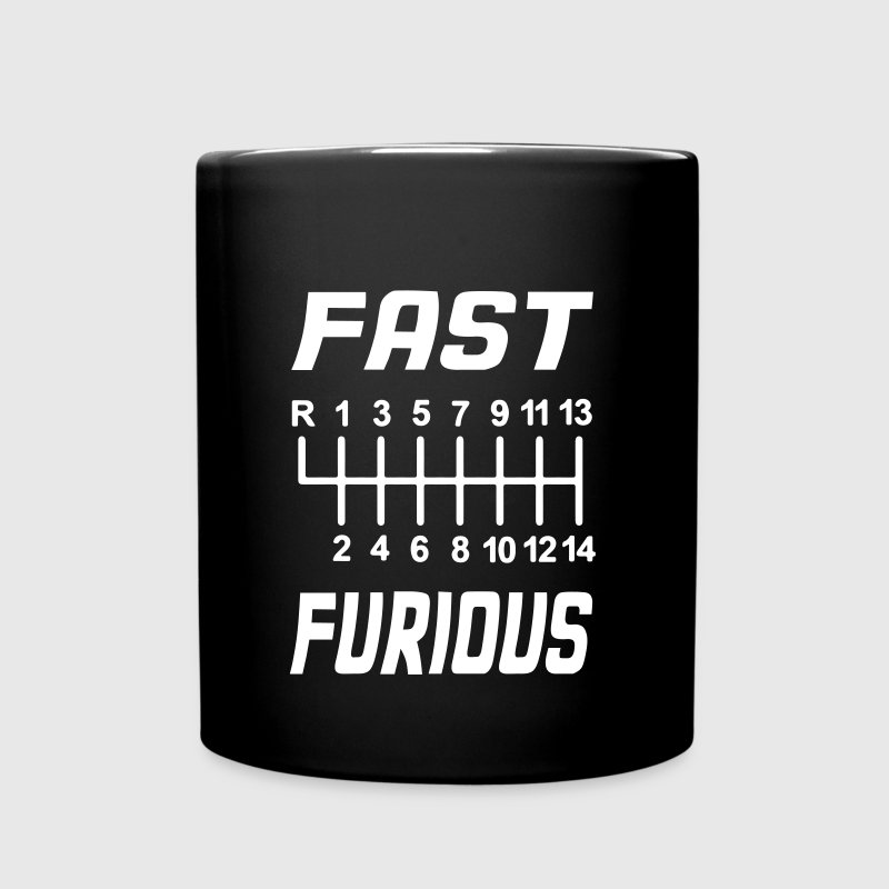 fast furious - Full Colour Mug