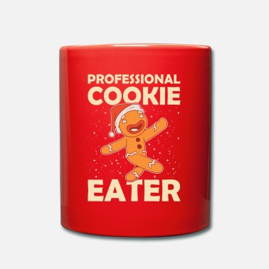Familie Christmas Professional Cookie Eater Holiday Baker - Mug