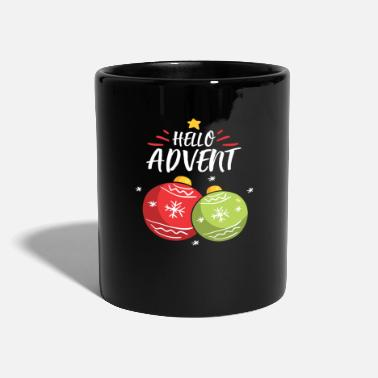 Advent advent - Ensfarget kopp