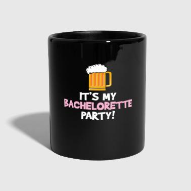 Bachelorette Bachelorette - Full Colour Mug
