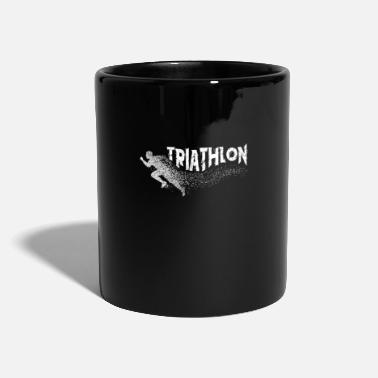 Swim Bike Run Triathlon - swimming, bike, running, gift - Mug