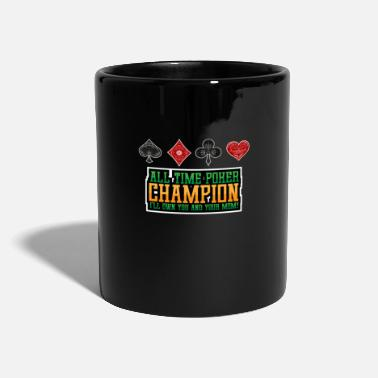All time poker champion - Mug