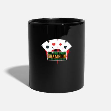 Vegas All time poker champion - Mug