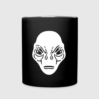 Alien - Taza de un color