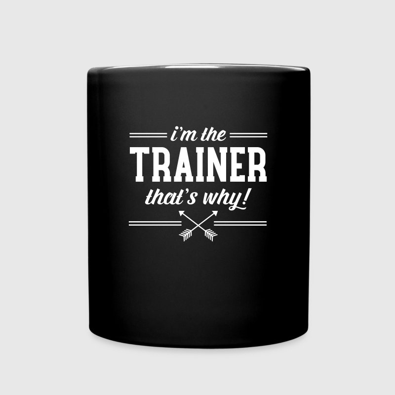I\'m The Trainer - That\'s Why! - Mok uni