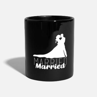 Marry Married, married, wedding - Mug
