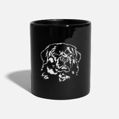 Dog Newfoundland - Newfoundland - Full Colour Mug
