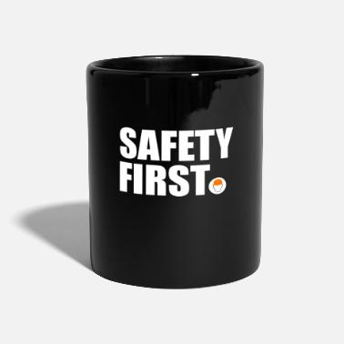 Safety Helmet Safety First Safety First Protective Helmet Protect - Full Colour Mug