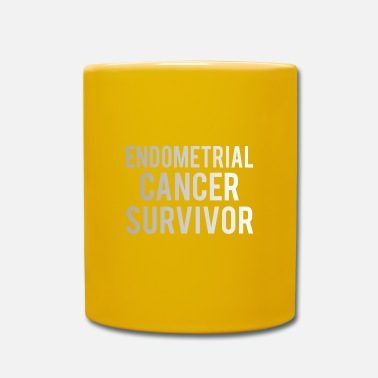 Endometrial Cancer Poison Endometrial Cancer: Endometrial Cancer Survivor - Mug