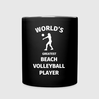 World's Greatest Beach Volleyball Player - Tazza monocolore