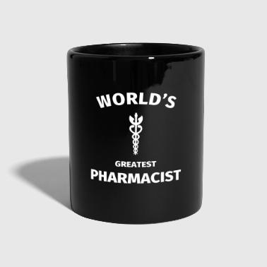 World's Greatest Pharmacist - Kubek jednokolorowy