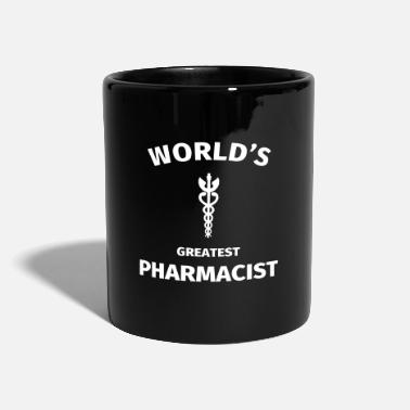 Farmaceuta World's Greatest Pharmacist - Kubek jednokolorowy