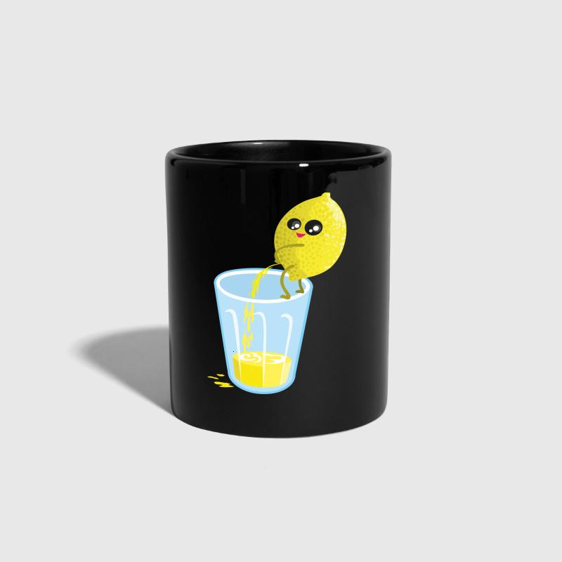 Lemon pees lemonade - Full Colour Mug