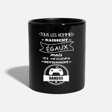 Console hommes gamer,geek,gaming,console - Mug