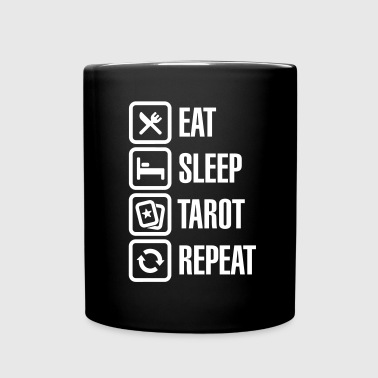 Eat Sleep Tarot Repeat - Mug uni