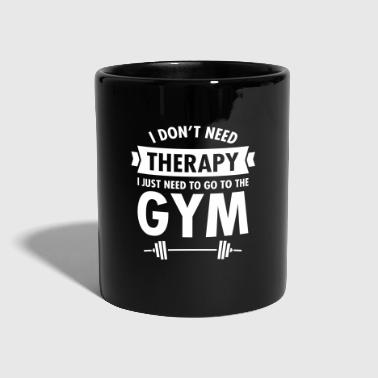 Therapy - Gym - Full Colour Mug