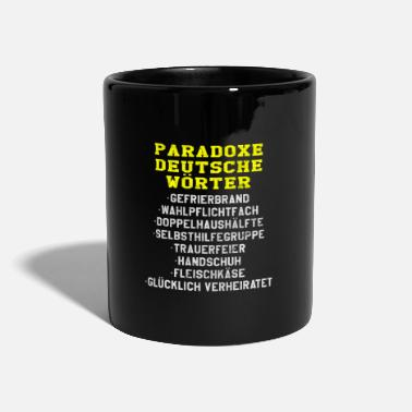 German Funny saying Fun Cool Marriage Gift - Mug