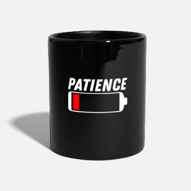 Patience patience - Full Colour Mug