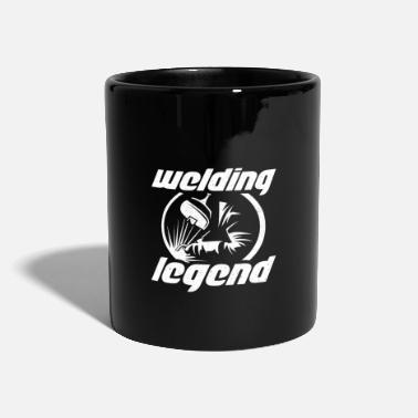 Gawkclothing Welding Legend - Mug