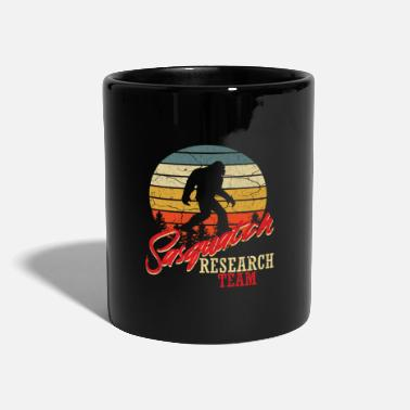Sasquatch Sasquatch Forschungsteam - Tasse