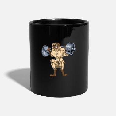 Chien Squat carlin - Mug