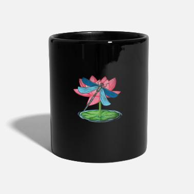 Insect Dragonfly insect wings - Mug