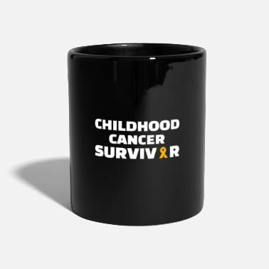 Childhood Childhood: Childhood Cancer Survivor - Mug