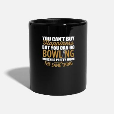 League bowling - Full Colour Mug