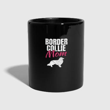 Border collie border collie regalo - Tazza monocolore