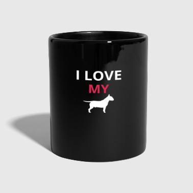 Bull Terrier - Full Colour Mug