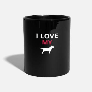 Bull Terrier Bull Terrier - Full Colour Mug