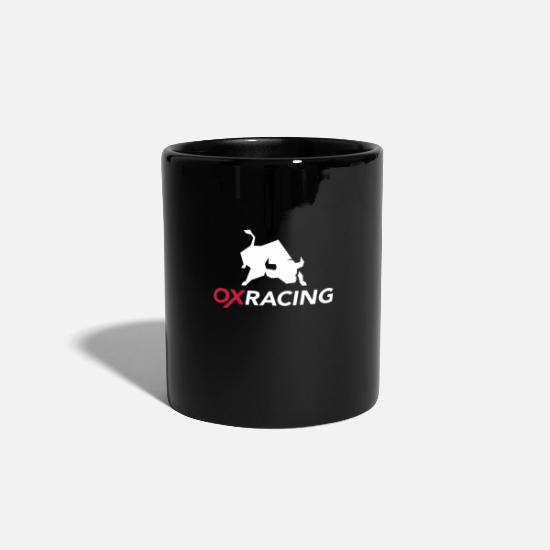 Bicyclette Mugs & Drinkware - OX Racing, Sport, Mountainbike, Racing, Team, Racing - Mug black