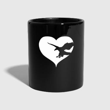 Eagle bird of prey bird of prey - Full Colour Mug