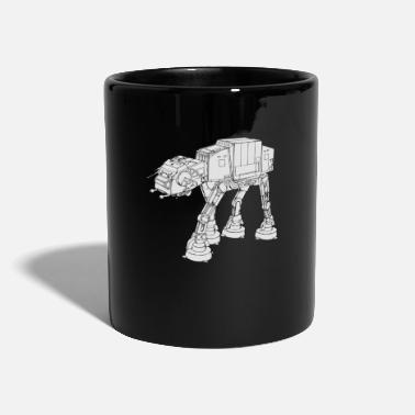 Starbucks Star War AT-AT - Yksivärinen muki