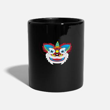 Dragón Chino Dragon china - Taza
