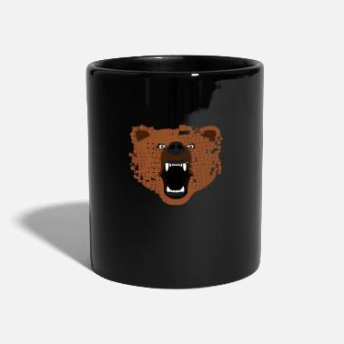 Training Bear Roar TRaining Dangerous - Mug uni