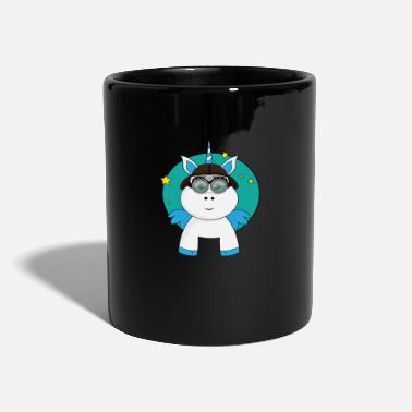 Asterisk Asterisk unicorn - Full Colour Mug
