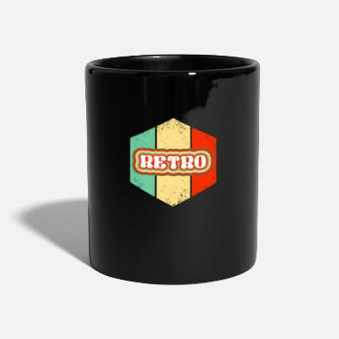 Old School RETRO old school - Mug uni
