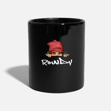Rowdy ROWDY - Full Colour Mug