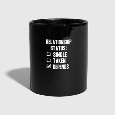 Relationship relationship - Full Colour Mug
